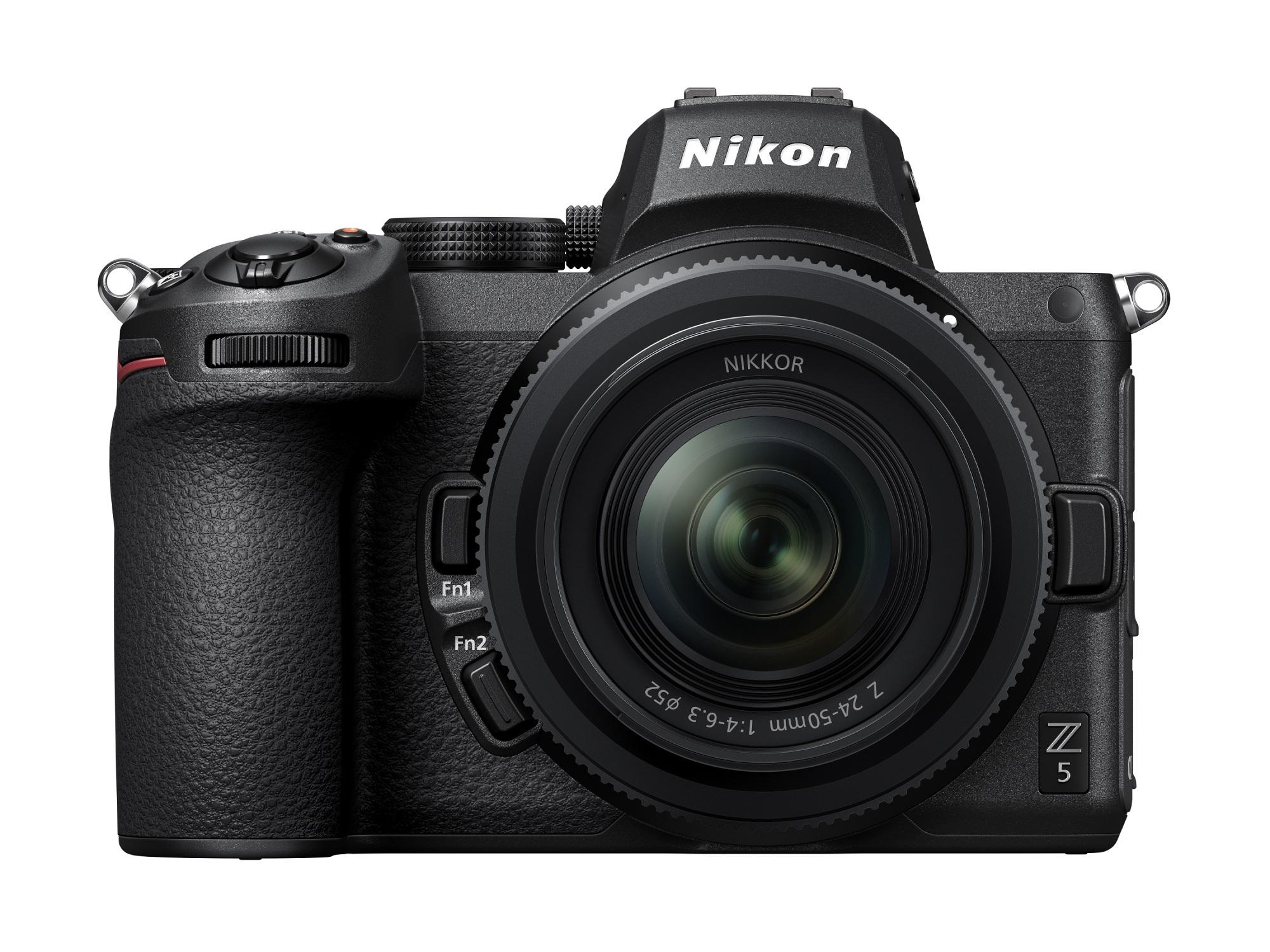 Nikon_Z-5_24-50_4-6.3_front