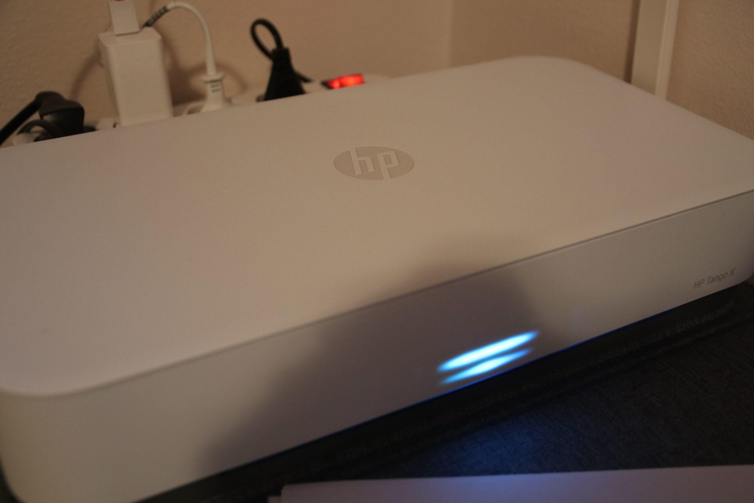 Il design di HP Tango X