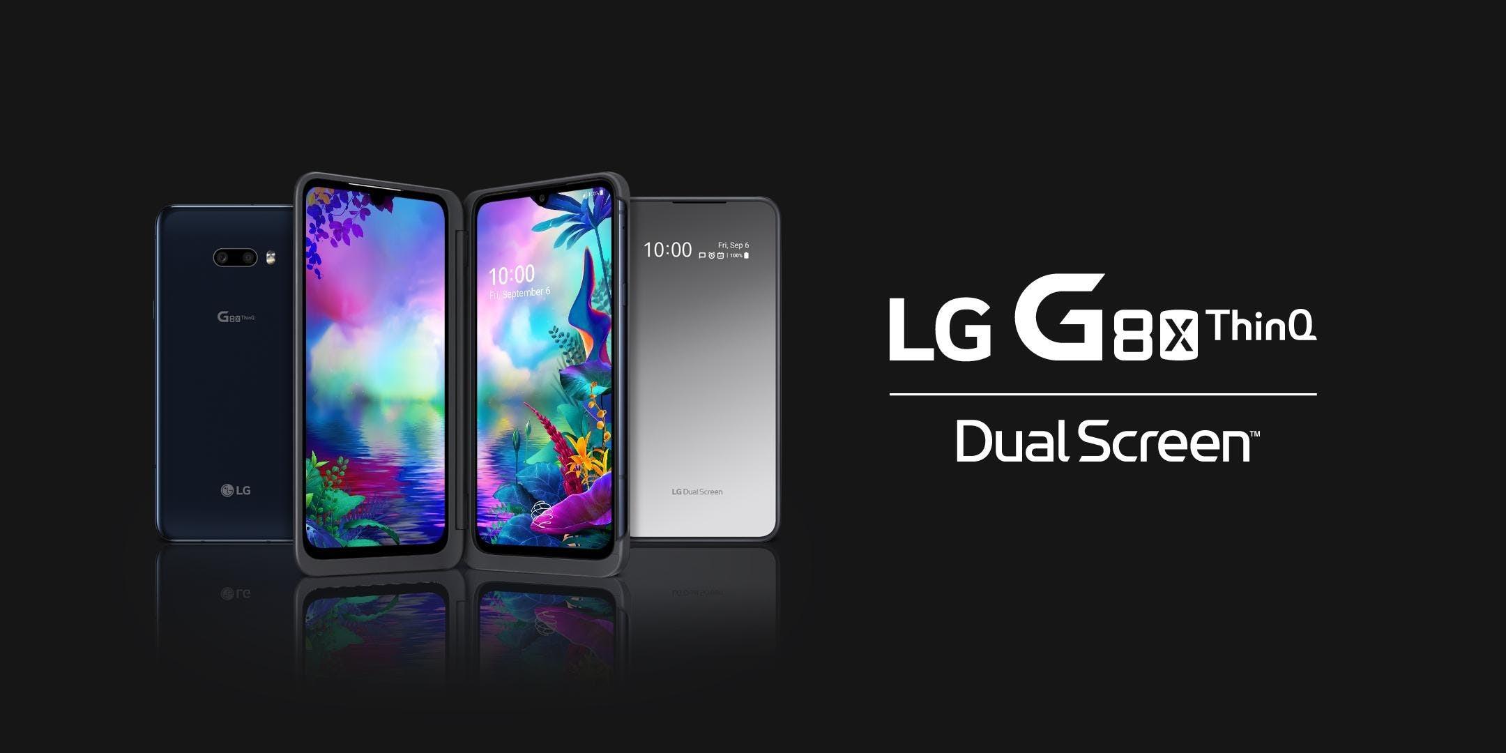 lg g8x thinq preview