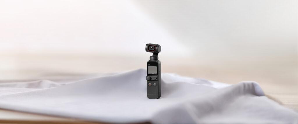 La videocamera 4K dalle dimensioni veramente compatte