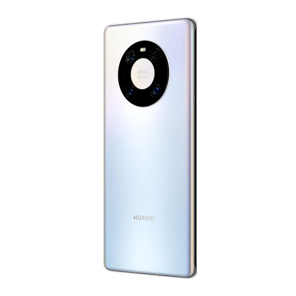 Elegante estetica del retro di Huawei Mate 40 Series