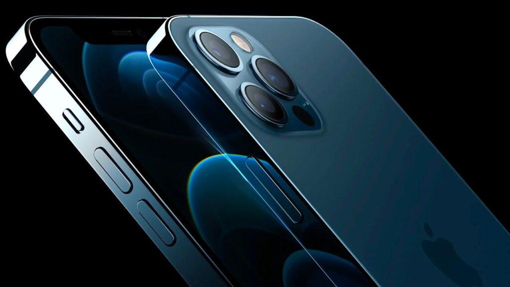 L'iPhone 12 Pro della casa di Cupertino