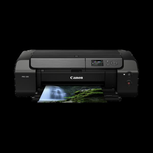 Stampa di qualità della Canon Pixma Pro-200
