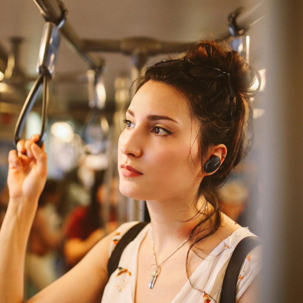 Bose Earbuds QuietComfort per lo smart working