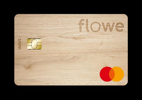 Foto della carta di credito che hanno scelto 120.000 utenti