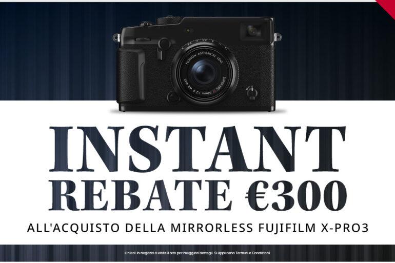 Manifesto Fujifilm Black Friday 2020