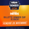 Manifesto Gillette Bomber Cup 2020
