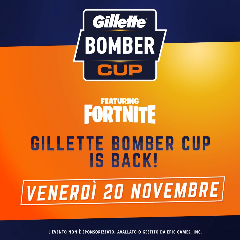 Manifesto Gillette Bomber Cup 2020
