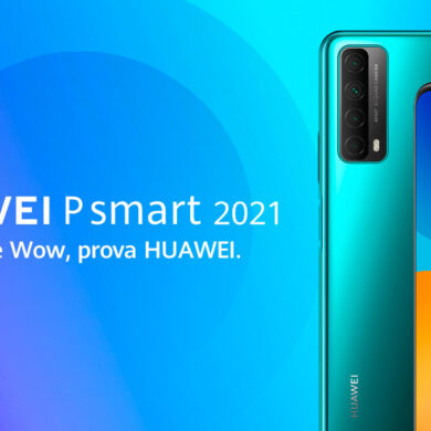 Il manifesto del programma Huawei Try and Stay