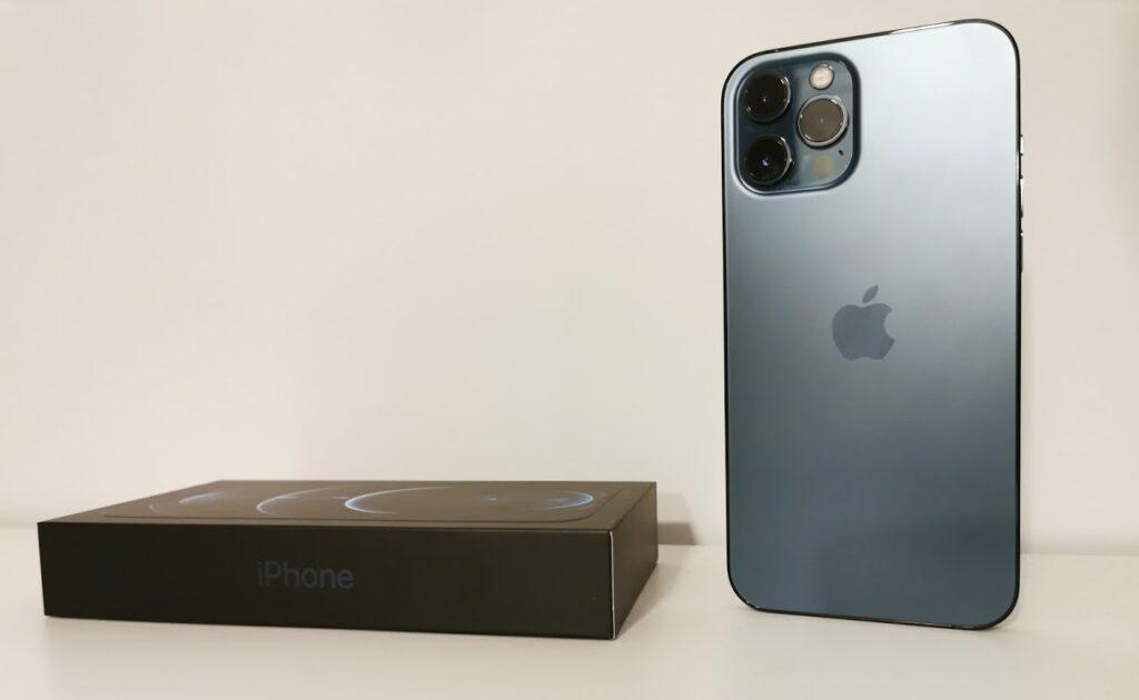 Il design di iPhone 12 Pro Max