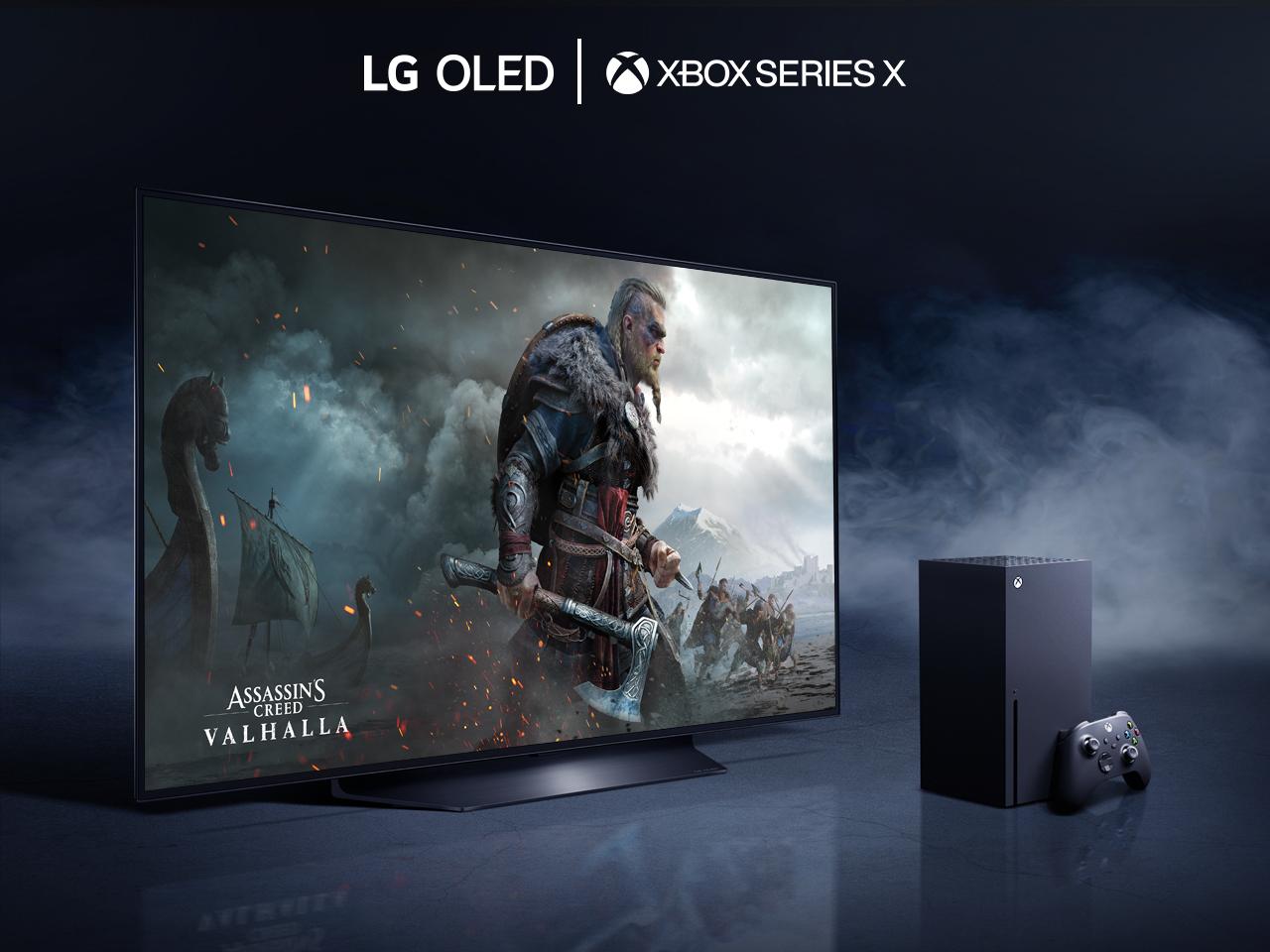 Manifesto collaborazione LG e Xbox