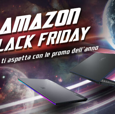Manifesto MSI Black Friday 2020