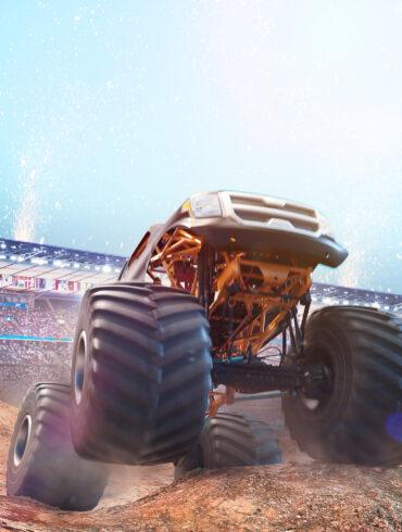 Monster Truck Championship, la copertina del gioco