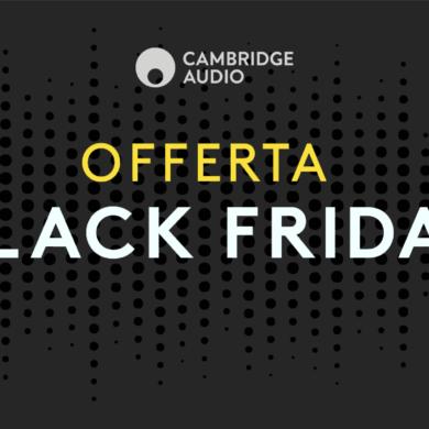 Manifesto Melomania 1 per il Black Friday