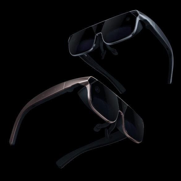 Doppia colorazione di Oppo AR Glass 2021