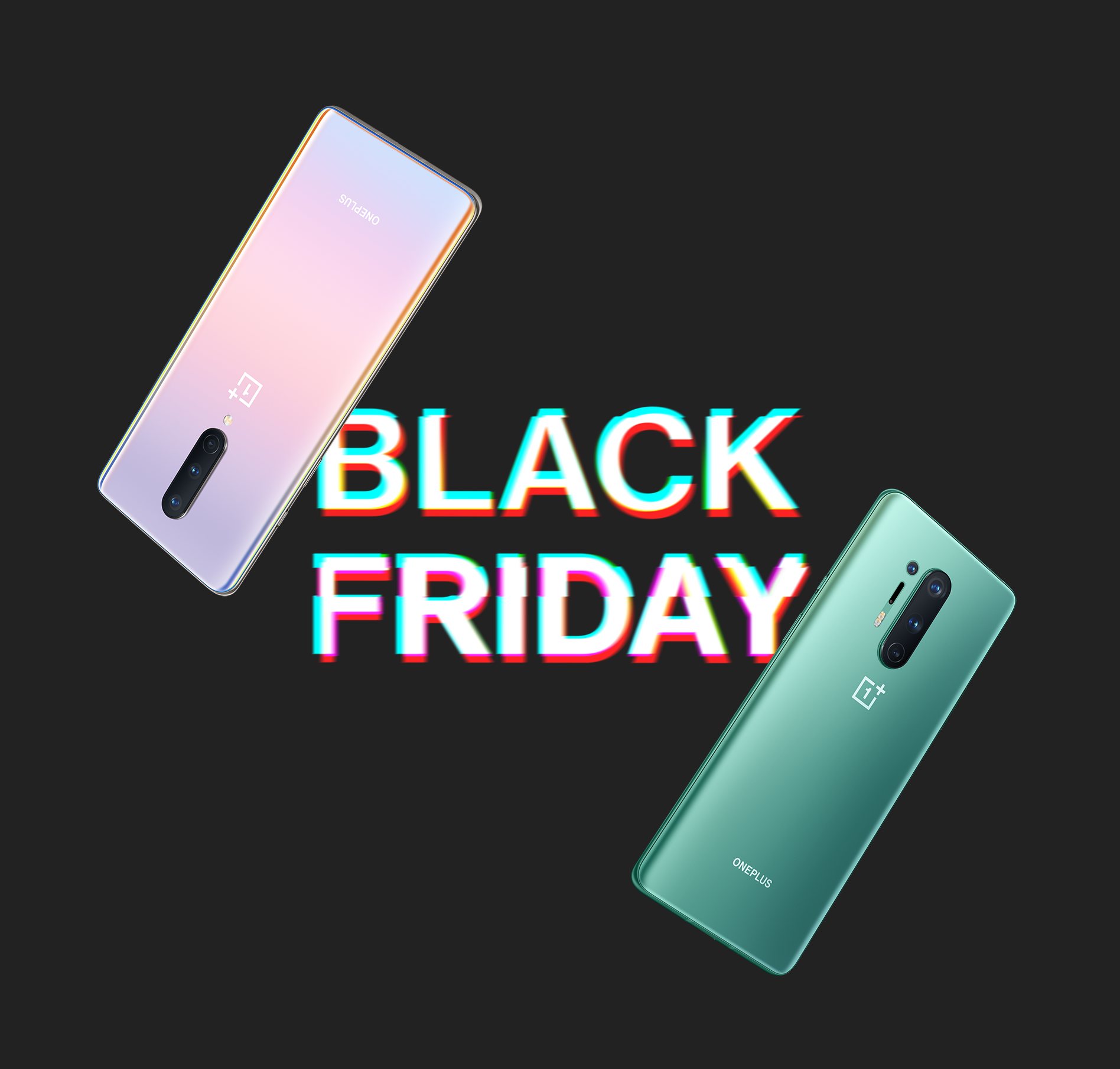 Manifesto Black Friday 2020 OnePlus