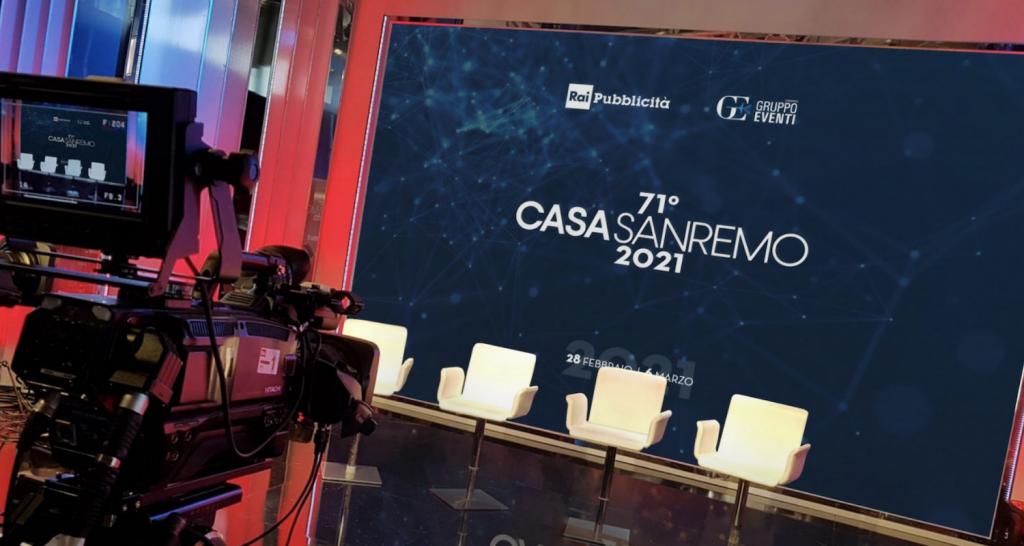 Casa Sanremo 2021 sarà un Digital Hub