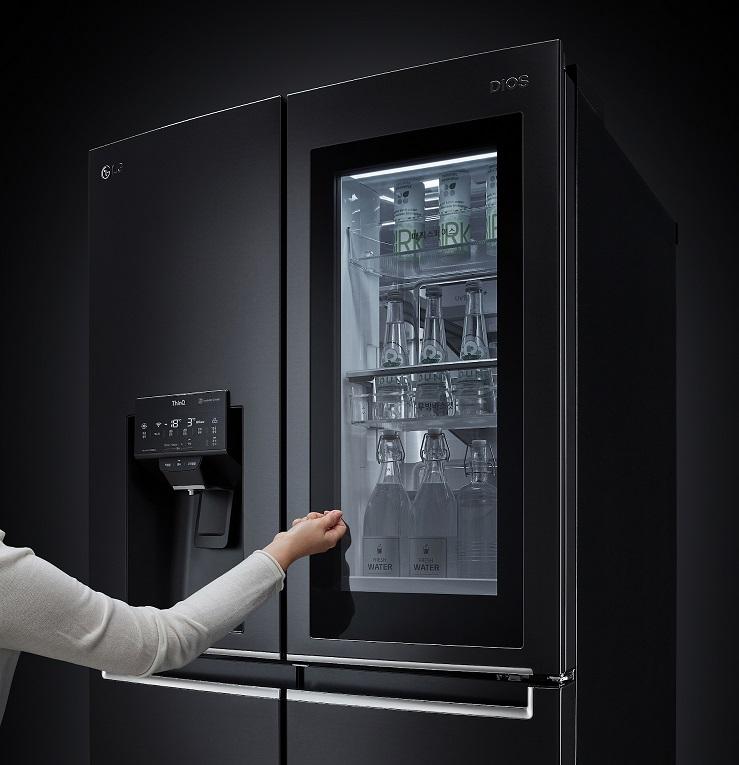 Il design e la tecnologia di InstaView Door-in-Door