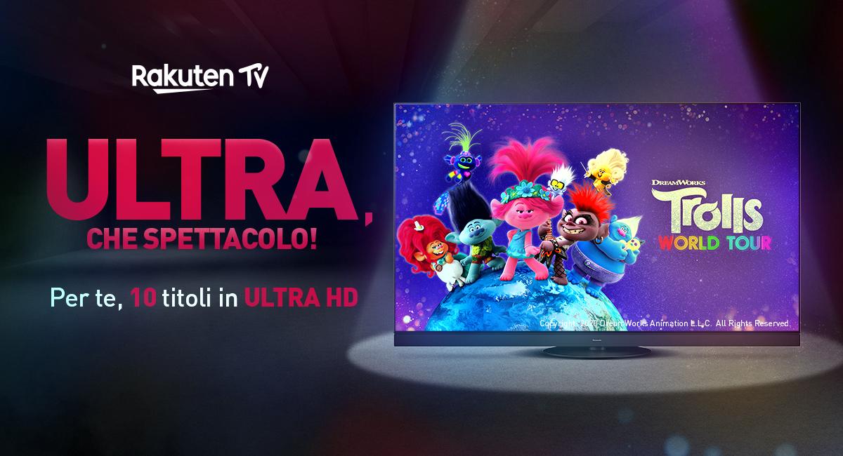 """La locandina della promozione """"Ultra che spettacolo!"""""""