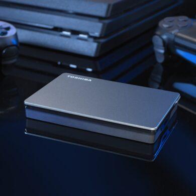 Canvio Gaming è compatibile con tutte le principali console di gioco