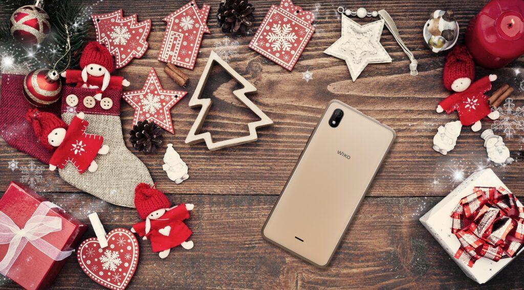 L'idea regalo Wiko Natale 2020 con Y61