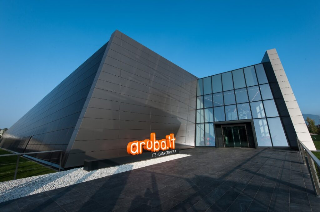 Aruba e Leonardo, una partnership tutta italiana