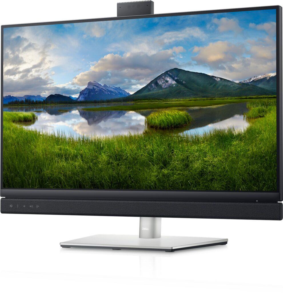 Videoconferenze più facili con Dell 27 Video Conferencing Monitor
