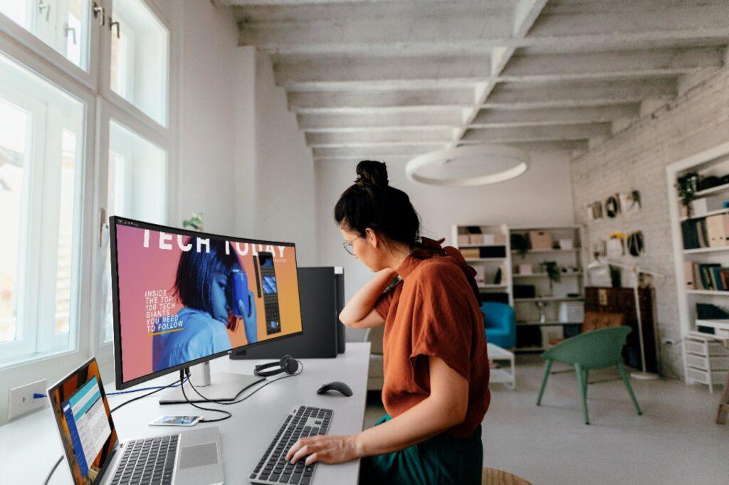 L'InfinityEdge proposto da Dell