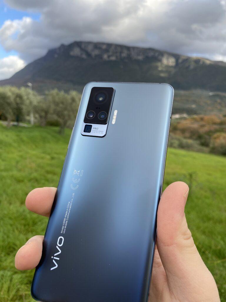 Retro dello smartphone