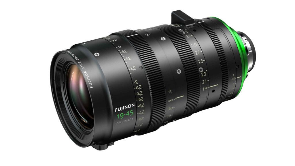 Il nuovo obiettivo Large Format Fujifilm Fujinon Premista19-45mmT2.9