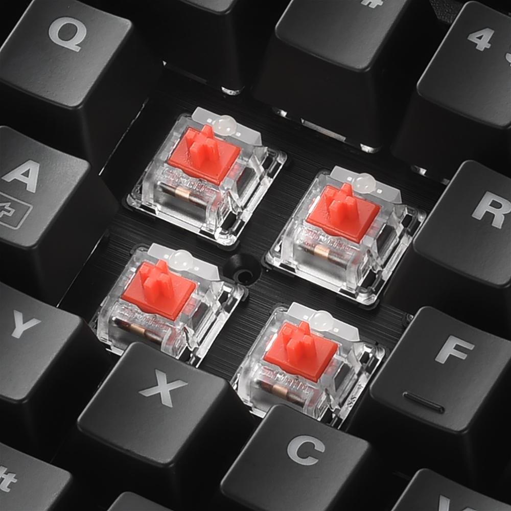 Tasti Cherry MX su Skiller SGK30