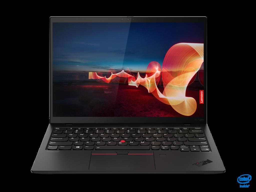 Foto del ThinkPad X1 Nano, il più leggero di sempre