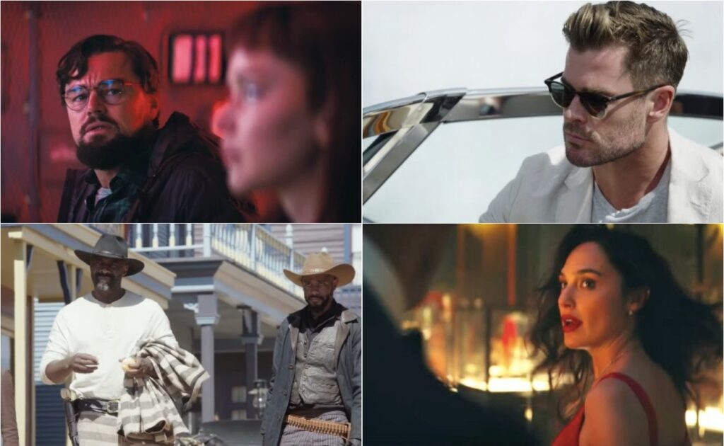 Alcuni dei film Netflix 2021