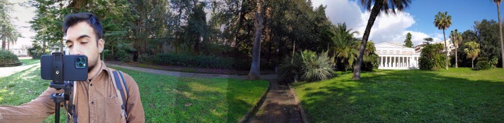 Panoramica scattata con Asus Zenfone 7 Pro