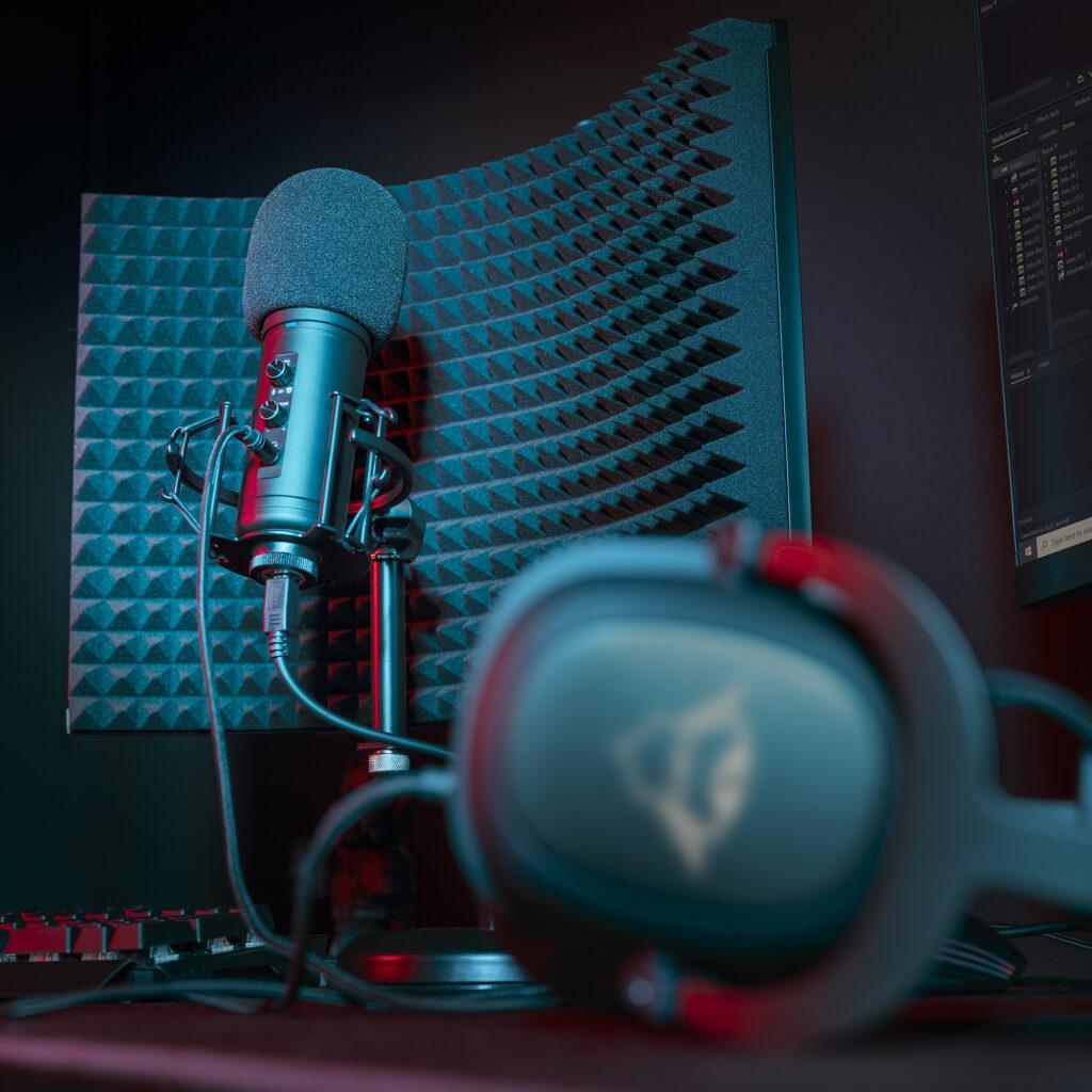 Una foto di GXT 259 Rudo in studio
