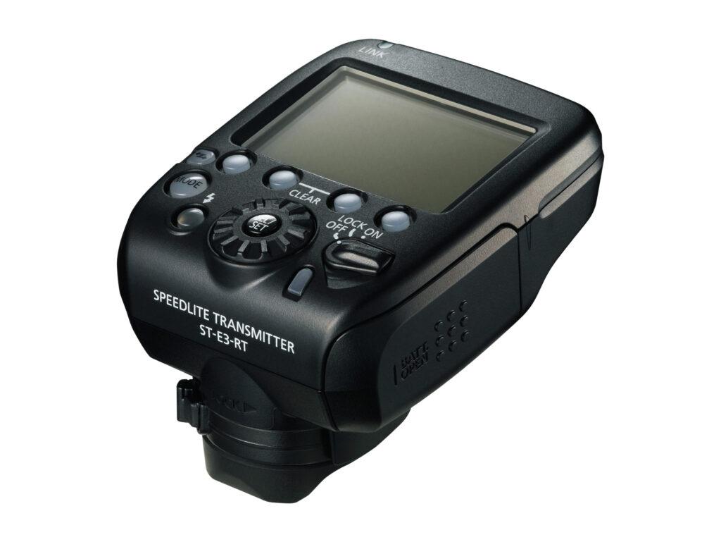 Il display di Canon ST-E3-RT (Ver. 2)