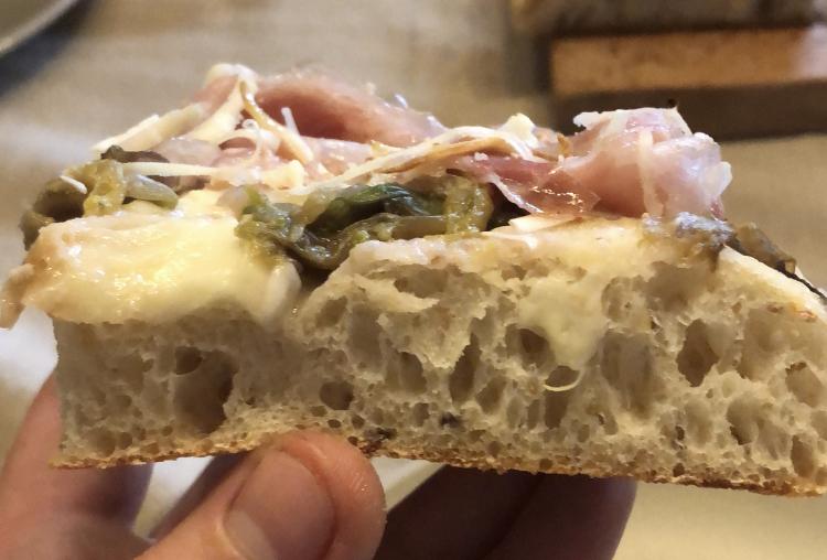 Pasta di pizza realizzata con Titanium Chef Patissier XL