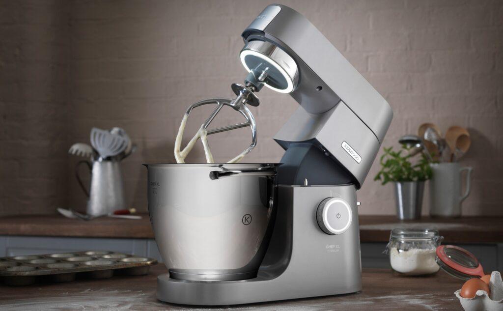 Estetica della Titanium Chef Patissier XL