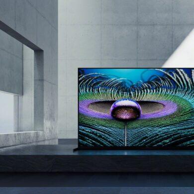 La gamma di smart TV di Sony presentata al CES 2021