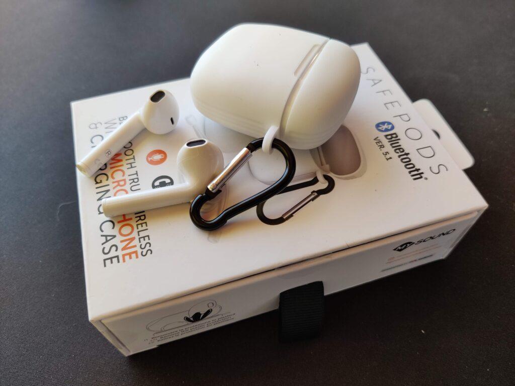 Confezione e design dei SafePods di Meliconi