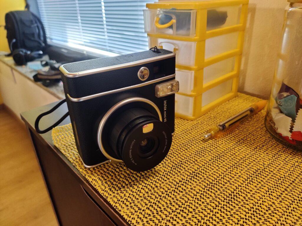 Le dimensioni della Fujifilm instax Mini 40