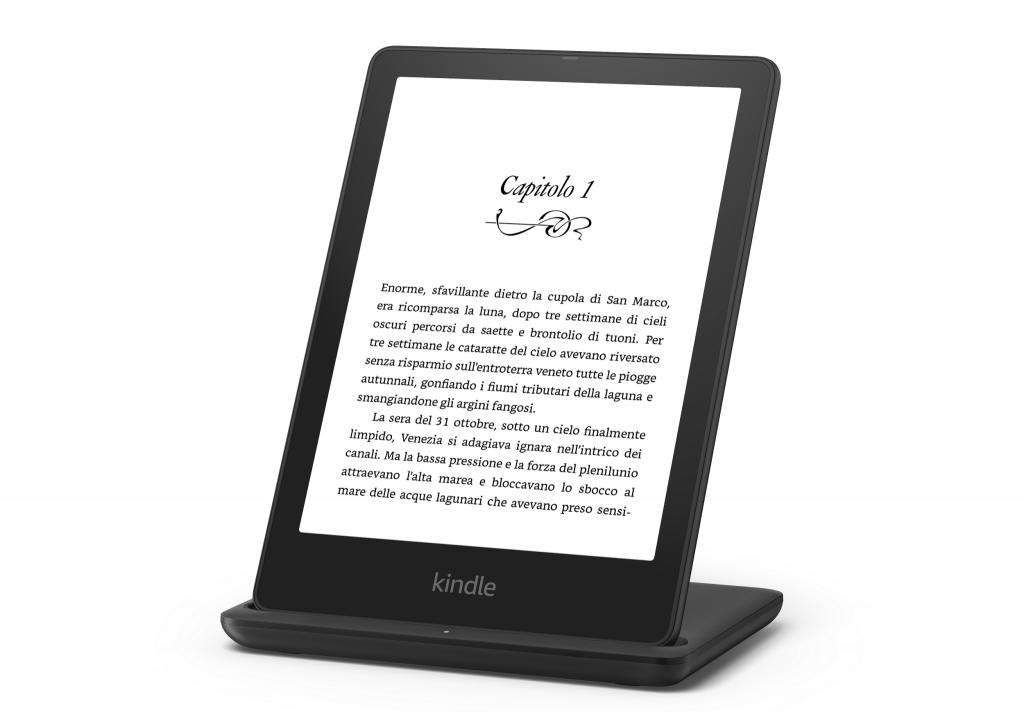 Una foto di Kindle Paperwhite