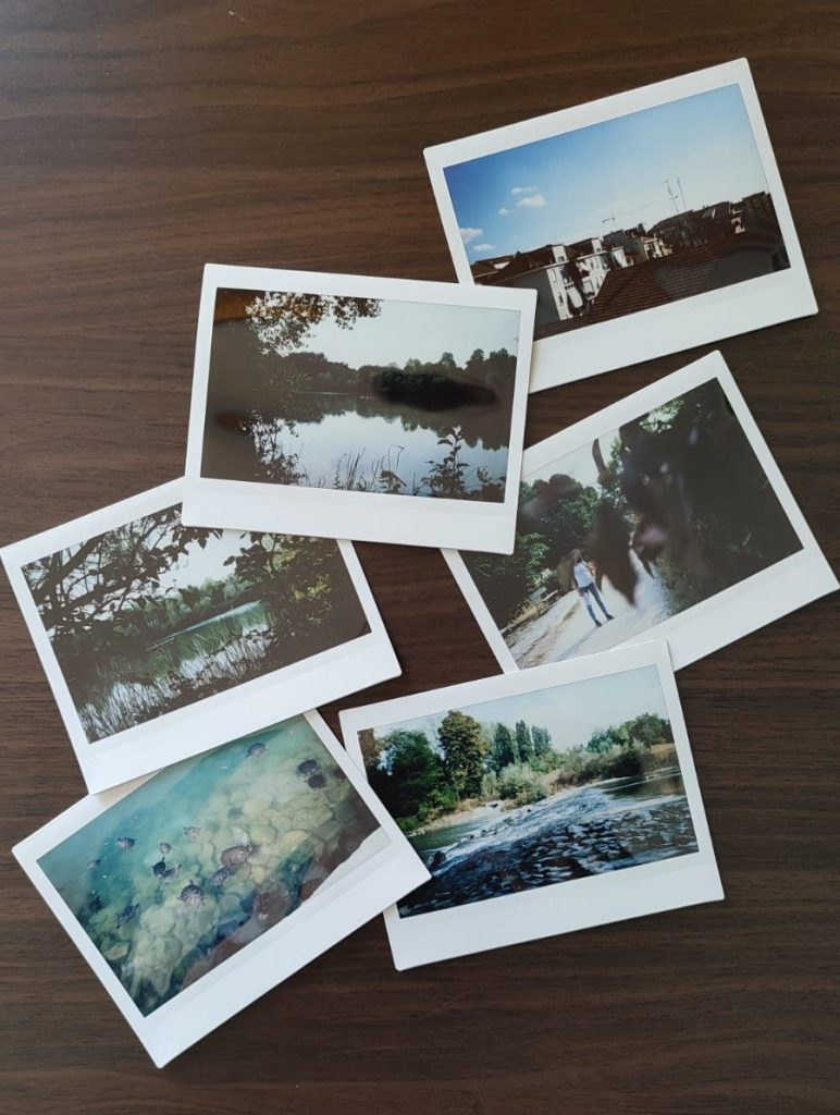 Alcuni esempi di foto scattate all'aperto