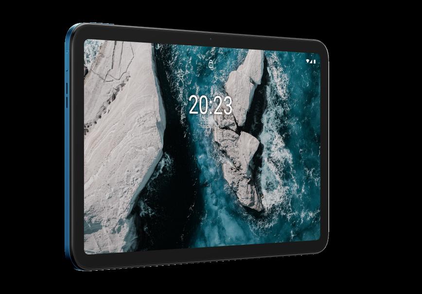 Il design di Nokia T20