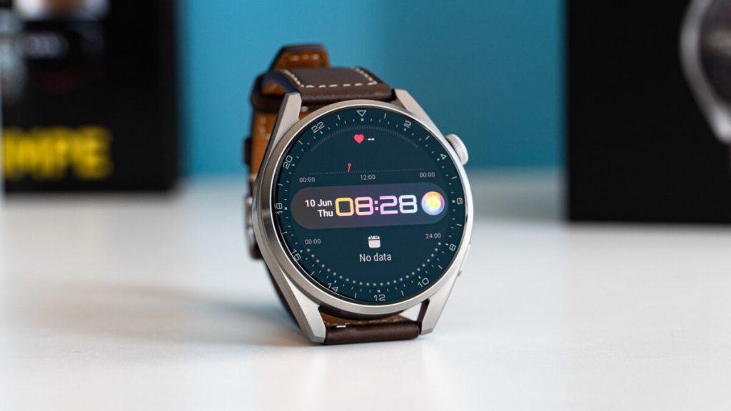 Una foto di Huawei Watch 3 Pro