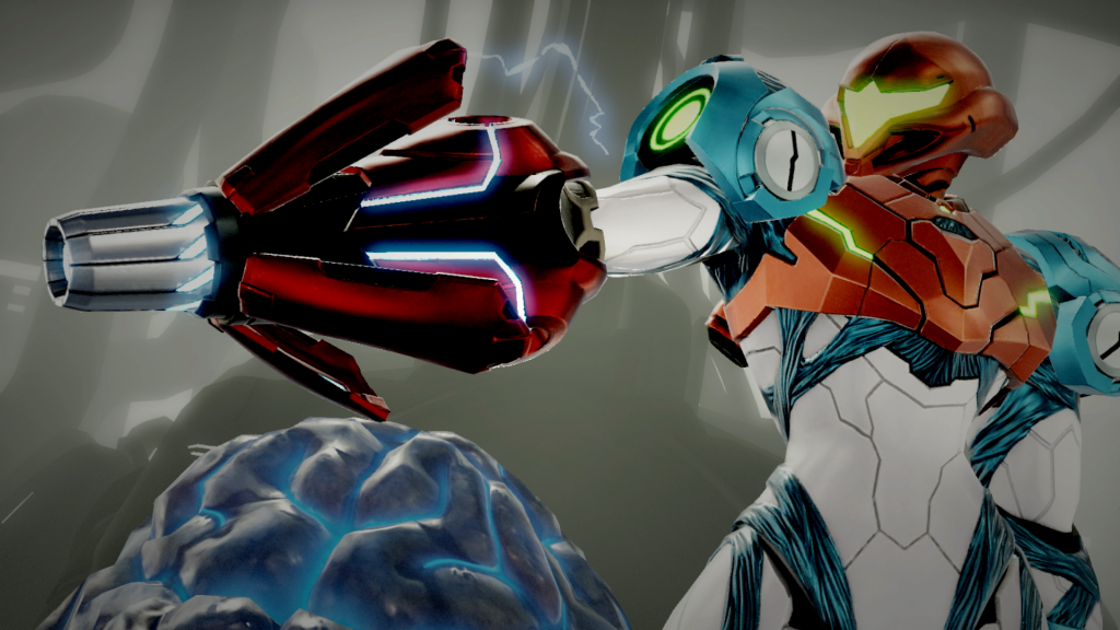 Uno screenshot di Metroit Dread
