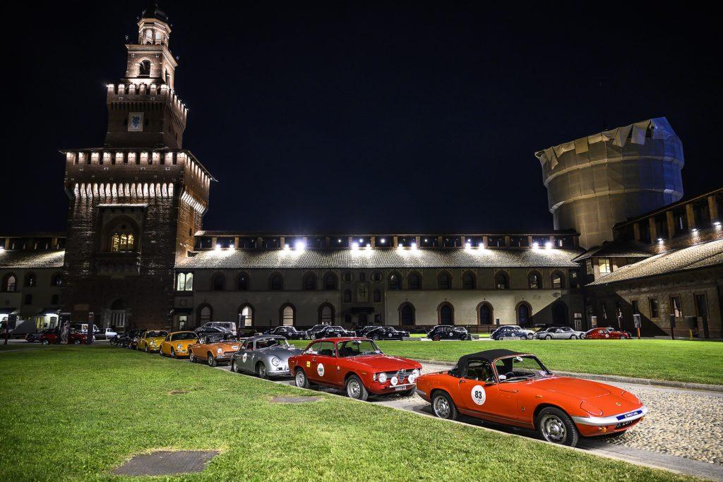 Una foto in vista del Trofeo Milano 2021